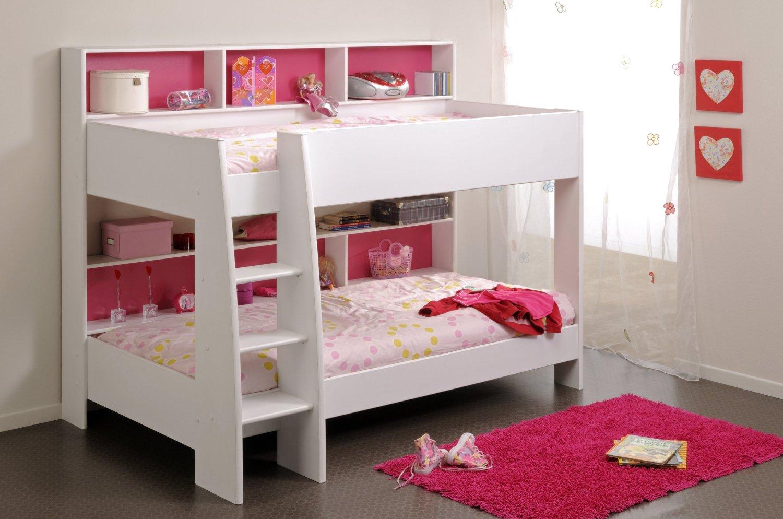 Двухъярусные кровати фото для девочек